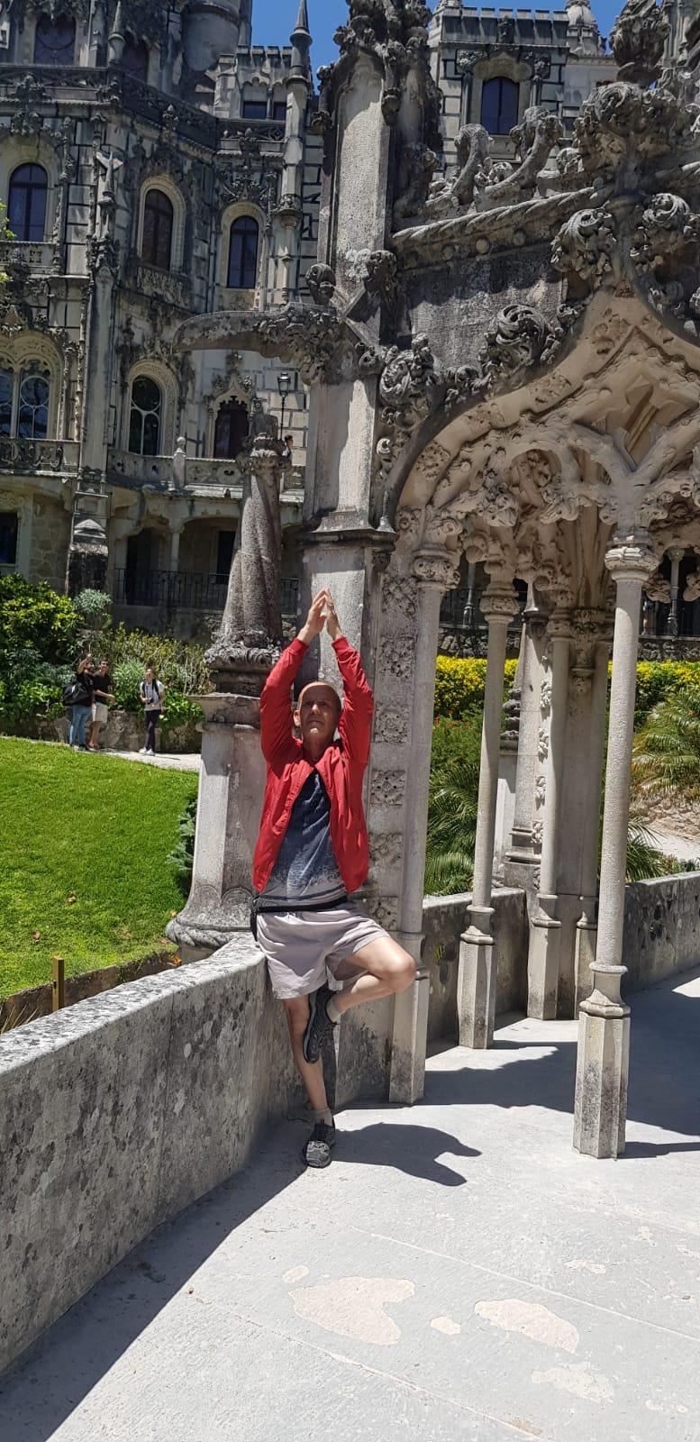 François en Arbre à Lisbonne