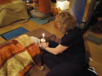Atelier relaxation bougies d oreilles 2012